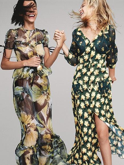 Gigi Hadid and Binx Walton cover Teen Vogue March 2015
