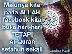 Al-Quran , DITINGGALKAN UTK RUJUKAN SEHINGGA AKHIR ZMN AGAR TIDAK SESAT SEPANJANG ZMN
