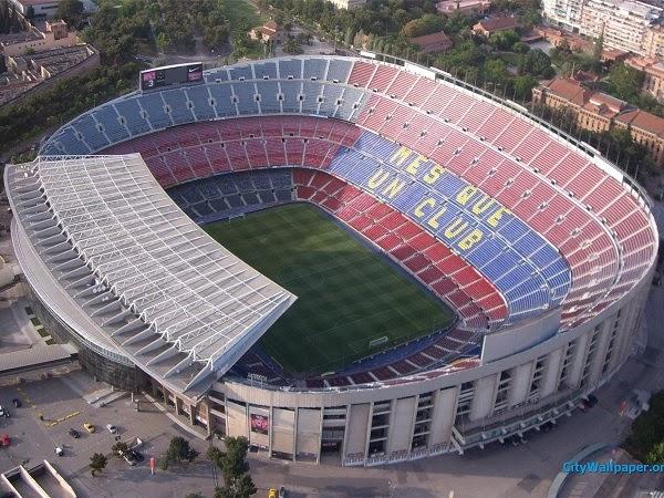 Camp Nou (Barcelona)