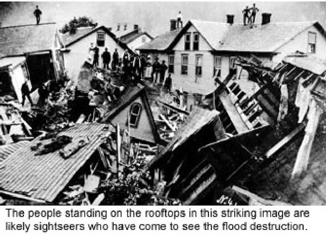 the johnstown flood la inundaci n de johnstown the
