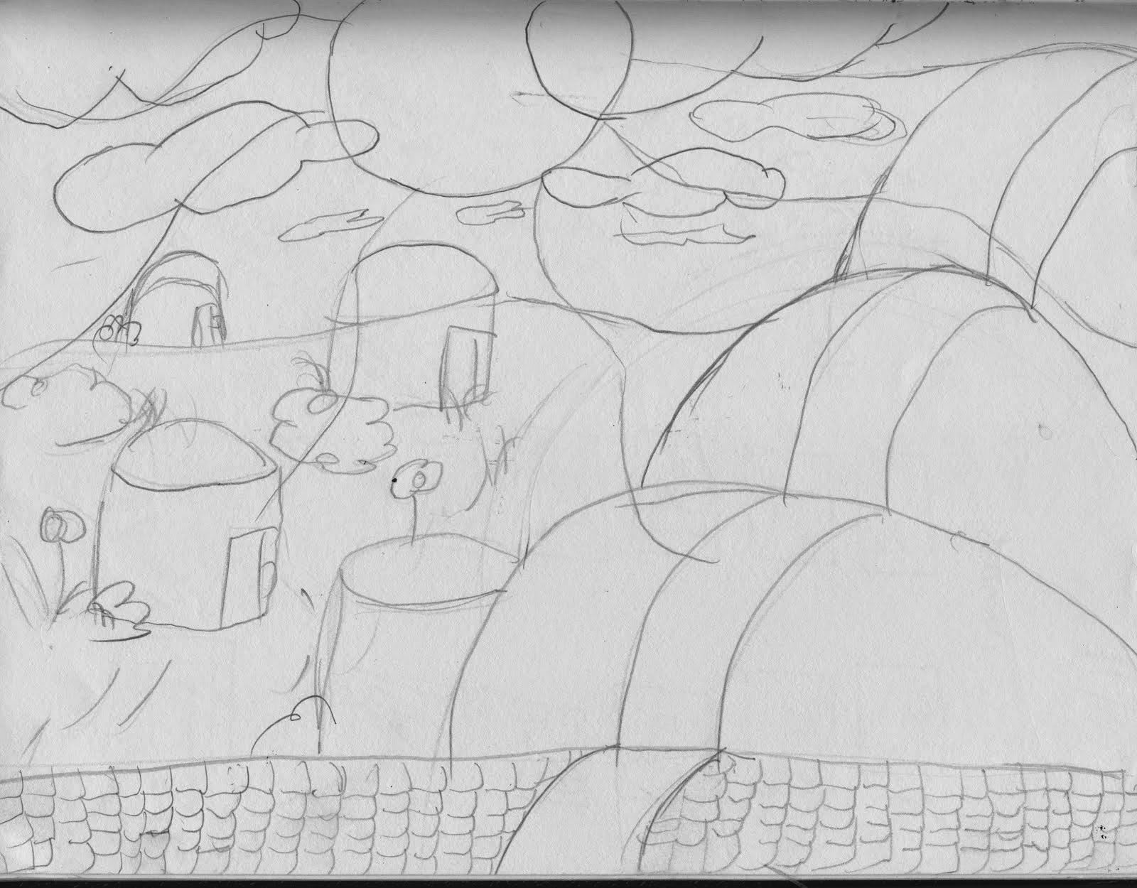Environment of Dragon vs. Dragonkin
