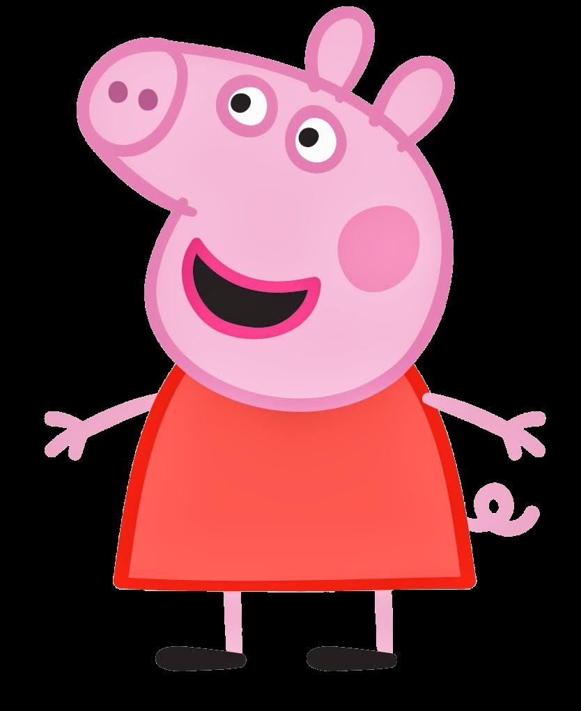 Peppa Pig PNG pack