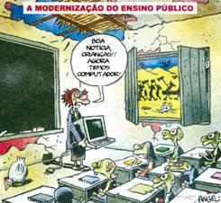 O Brasil e a modernização do ensino público