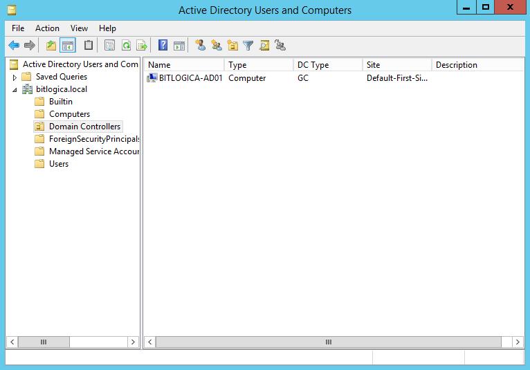 Como criar uma nova Floresta/Domínio no Windows Server 2012 R2