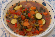 Healthy Homemade Vegetable Soup