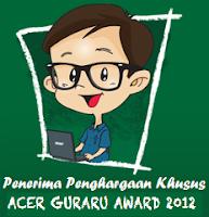 Guraru Award 2012