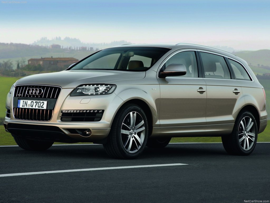 car models com 2011 audi q7. Black Bedroom Furniture Sets. Home Design Ideas