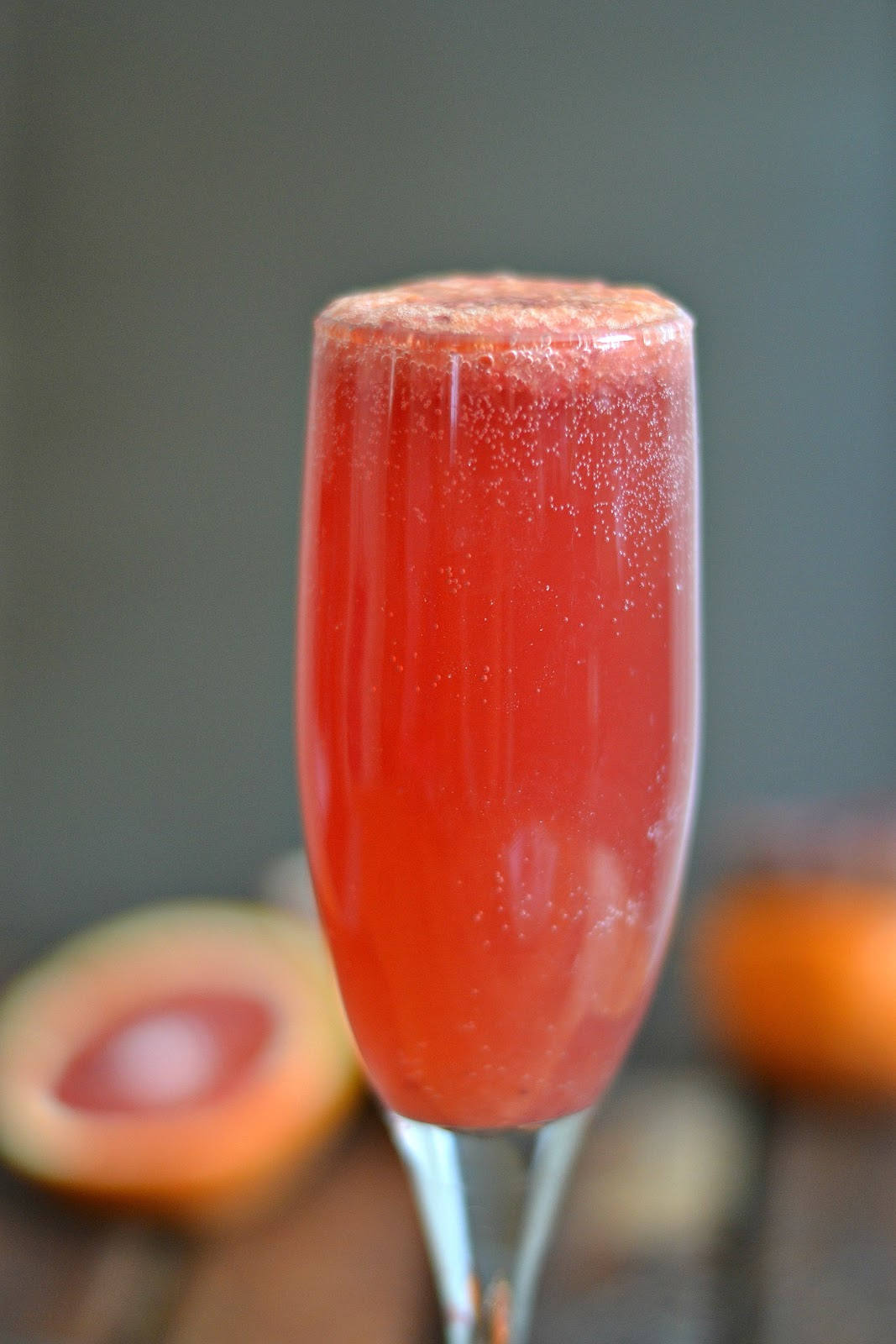 Bakeaholic Mama: Blood Orange Mimosa