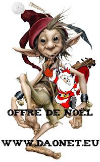 Offre spéciale noël CD Donemat - rock breton, rock celtique Daonet