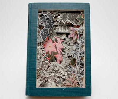 Wonderful Book Carvings Art Seen On www.coolpicturegallery.us