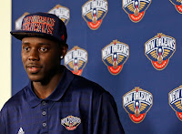 All-Star point guard Jrue Holiday joins a young core in New Orleans