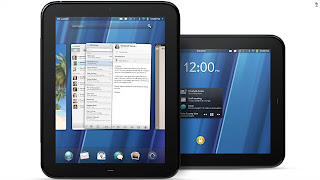 tablet web os  HP Unveils touchpad
