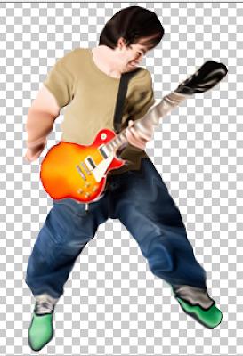Efek Foto Menyebar Dengan Photoshop 6
