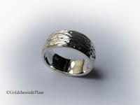 Ring in Sterlingsilber