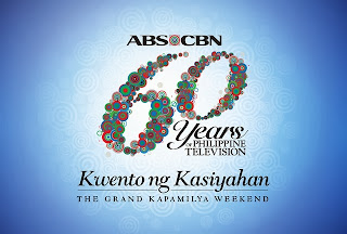 ABS-CBN Mounts Historic Grand Kapamilya Weekend this October 5-6 to Celebrate 60 Years of Philippine TV
