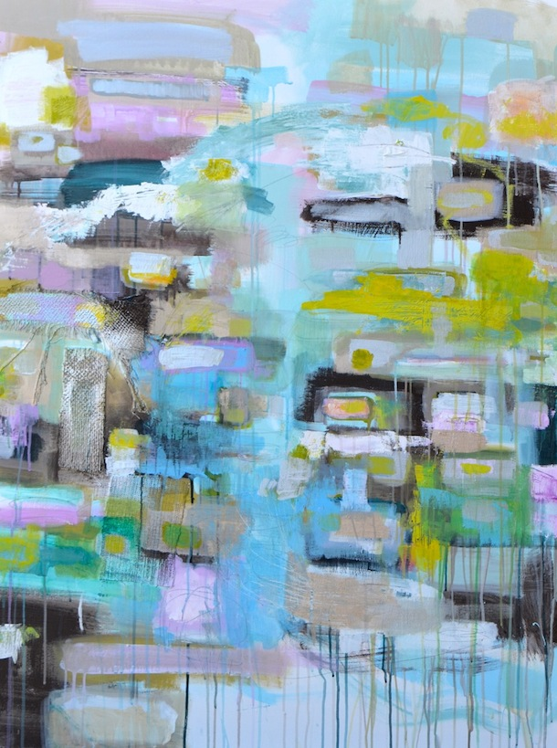 Waterlily Marquin Campbell Greenville SC Artist