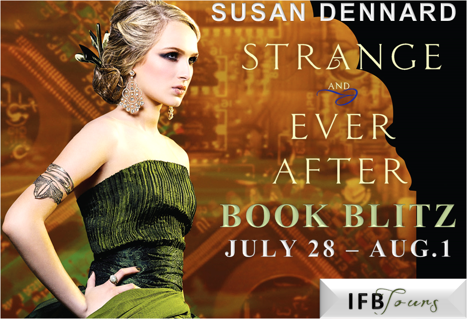{Giveaway+Series Recap} Strange and Ever After by Susan Dennard