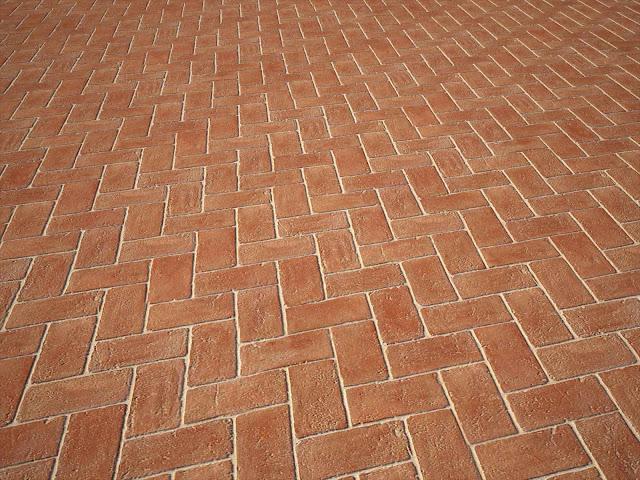 Simo texture seamless di pavimento in le piastrelle quadrate del
