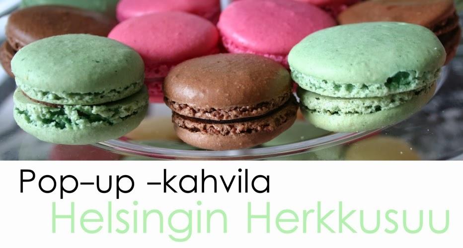 Kahvila Helsingin Herkkusuu