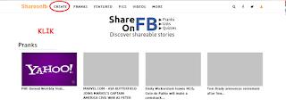 Cara Membuat Berita Palsu di Facebook