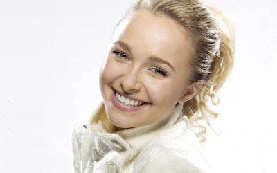 Hayden Panettiere Lovely Smile Wallpaper