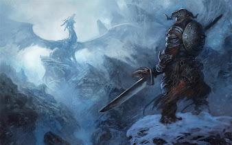 #24 The Elder Scroll Wallpaper