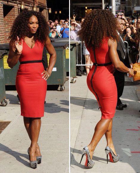 Serena Williams não é só boa jogadora ela é quente também!