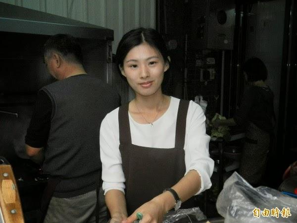 東勢鄉東南村-  最年輕23歲正妹丁乃非 當選村長力推老人食堂