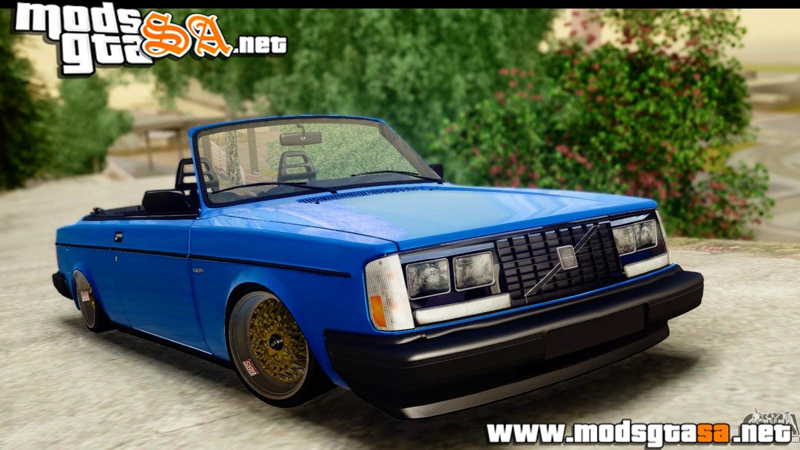 SA - Volvo 242 Cabrio