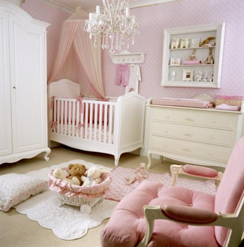 Atelier da Andrezza: Quartos de Bebê _ móveis antigos não perdem o ...