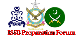 ISSB Preparation Forum