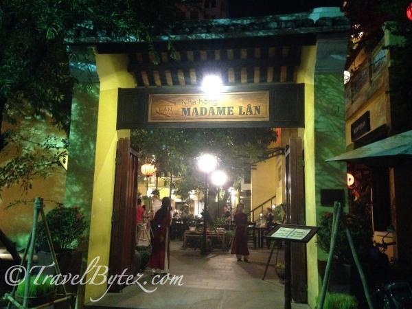 Madam Lan Restaurant (Da Nang, Vietnam)