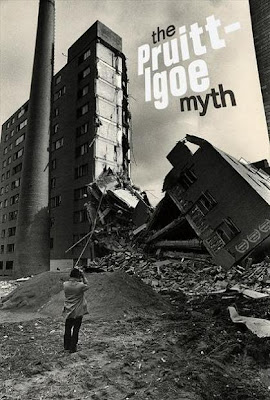 The Pruitt-Igoe Myth - An Urban History, Documentary, Film, poster