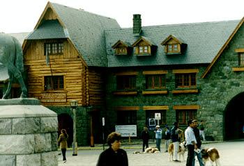 Centro Cívico em Bariloche - AR