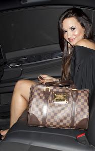 Demetria Lovato.