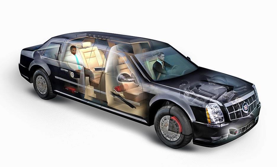 President S Car Security
