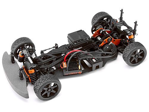 HPI Sprint 2 Flux with 2010 Camaro Body