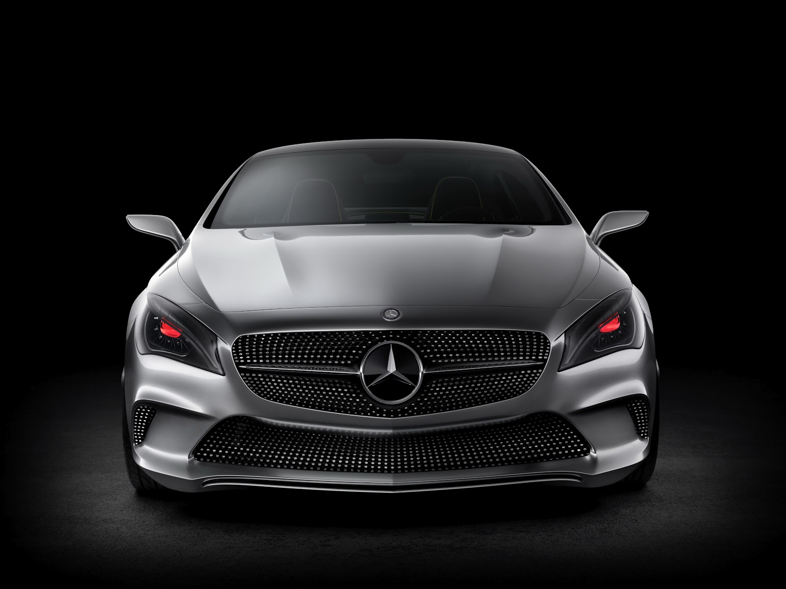 Mercedes Concept Style CLA  CLC with Cloud Technology