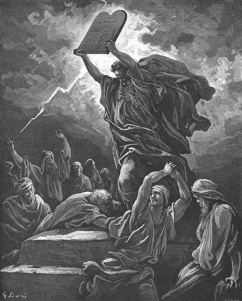 {+ГЕНОМ-ЕККЛЕЗИАСТ ПРО ИСКУССТВО-}{+БИБЛИЯ ГЮСТАВА ДОРЕ-} Moises+rompe+2+(2)