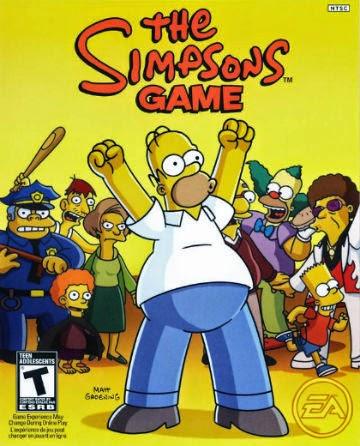 Simpsons Juego