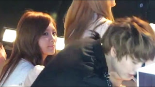 SeoKyu moment MAMA 2011 2