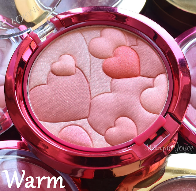 Physicians Formula Happy Booster Blush Warm Swatch