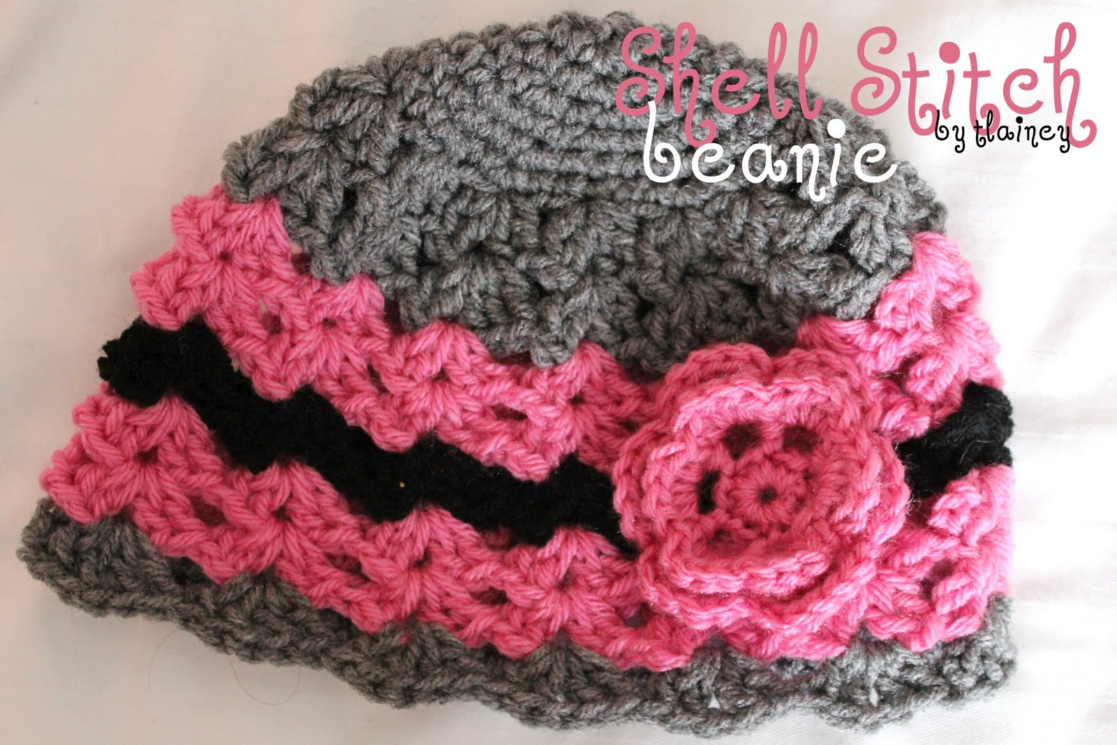 Crochet Shell Stitch Beanie Creative Exploitations