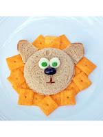 сандвич за деца лъвче
