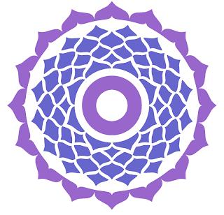 CHAKRAS (Información básica) Crown+chakra+symbol