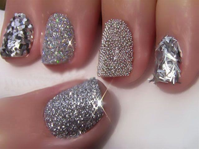 Latest nail art designs for party health care beauty tips latest nail art designs for party prinsesfo Images