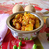 Aloo Mutter Restaurant Style