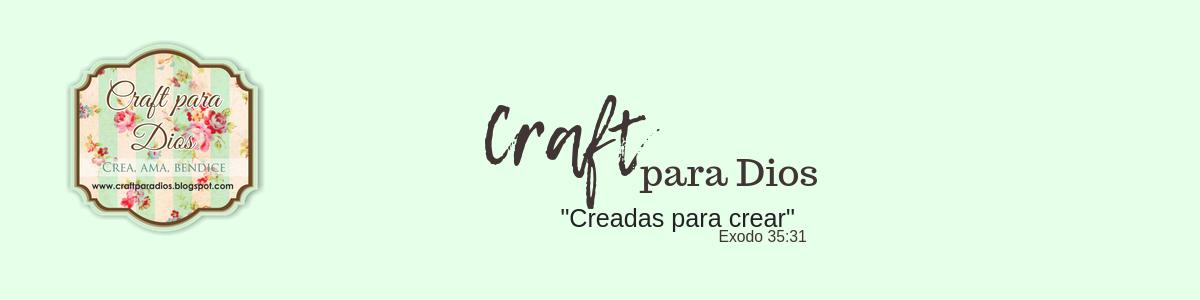 Craft para Dios