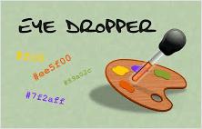 Eye dropper extension for Google Chrome