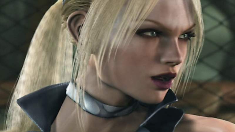 Tekken CG Artwork CGI